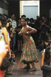 Muestra en el MAC - foto Ricardo Alcaraz