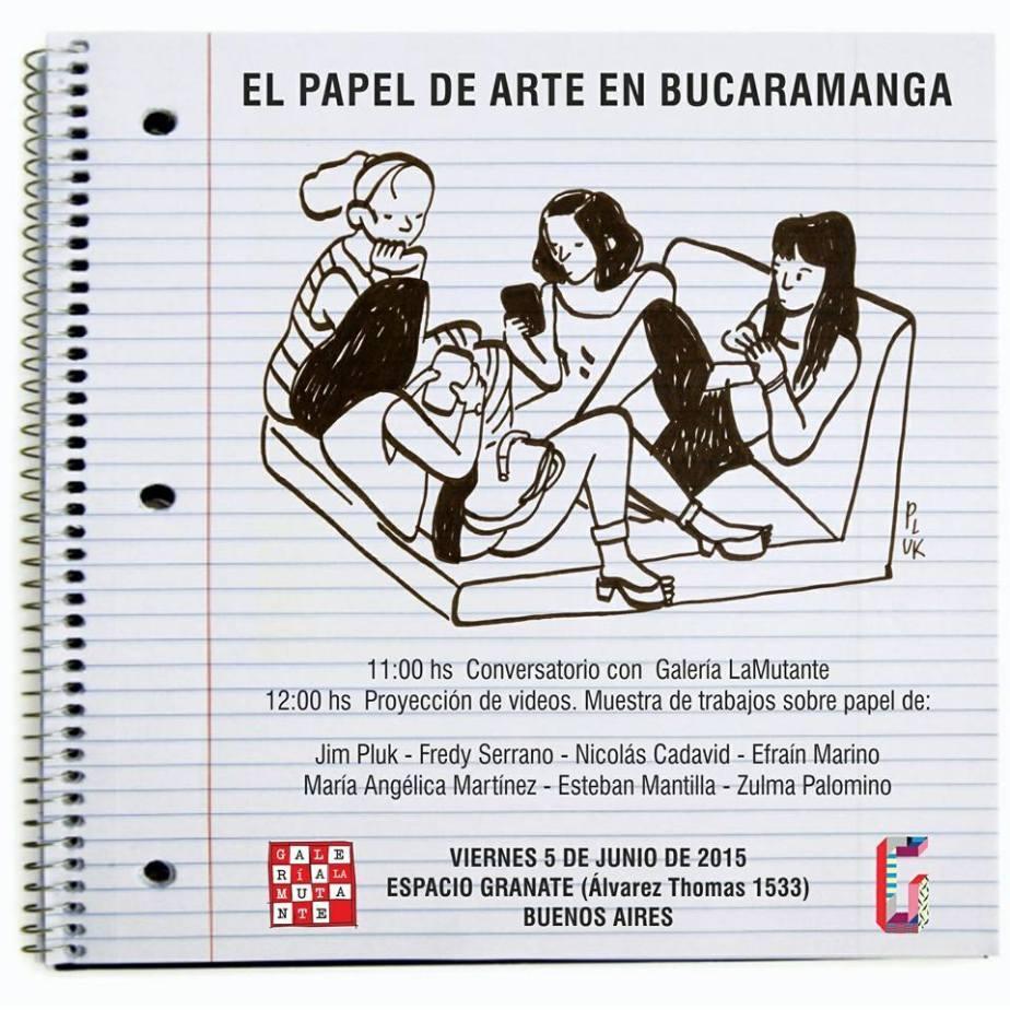 El papel del arte enBucaramanga